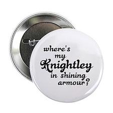 "Mr. Knightley 2.25"" Button (10 pack)"