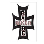 Biker Babe Postcards (Package of 8)