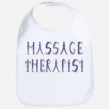 Massage Therapist Bib