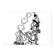 Smoke Signals Postcards (Package of 8)