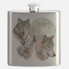 New Moon Flask