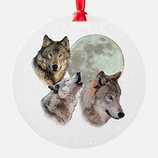 New Moon Ornament