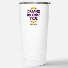 DreamsDoComeTrue.png Travel Mug