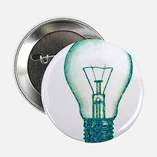 """light bulb lamp pixel 2.25"""" Button"""