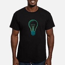 light bulb lamp pixel T