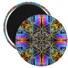 Flower of Life Mandala Magnet