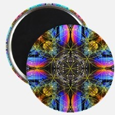 Flower of Life Mandala Magnet