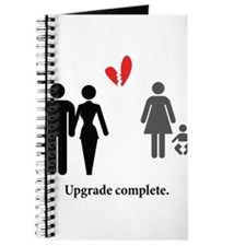 Upgrade Complete Journal
