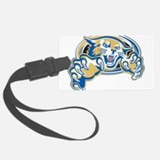 Wildcat Luggage Tag