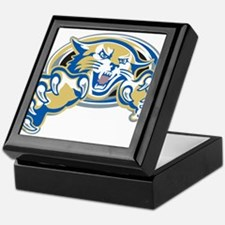 Wildcat Keepsake Box