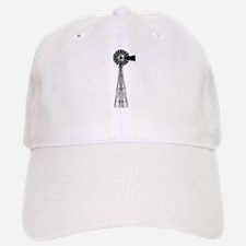 Windmill Baseball Baseball Cap