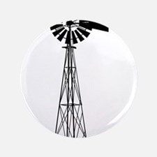 "Windmill 3.5"" Button (100 pack)"