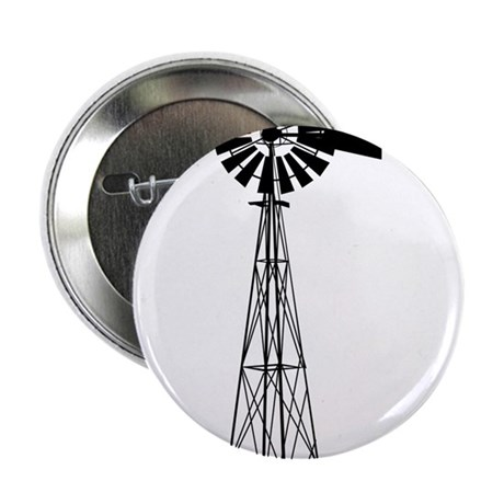 "Windmill 2.25"" Button (10 pack)"