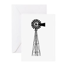 Windmill Greeting Cards (Pk of 20)