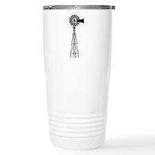Windmill Travel Coffee Mug