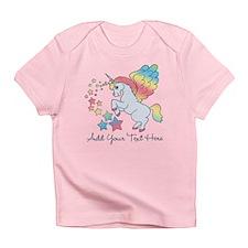 Unicorn Rainbow Star Infant T-Shirt