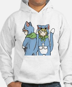 Fairy Tail Happy Suits Hoodie