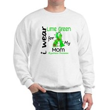 I Wear Lime 43 Lymphoma Jumper