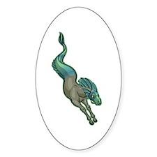 Hippocamp Decal