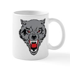 Angry Wolf Mug