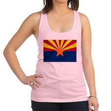 Flag of Arizona Racerback Tank Top