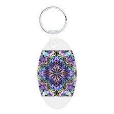 Flower of Life Mandala Keychains