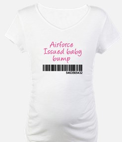 Airforce issued baby bump Shirt