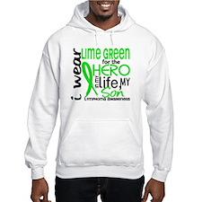 Hero in Life 2 Lymphoma Hoodie