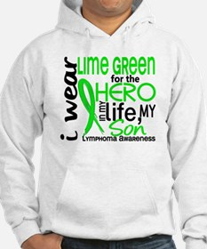 Hero in Life 2 Lymphoma Jumper Hoody