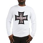 Biker Babe Long Sleeve T-Shirt
