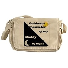 Guidance Counselor by day Daddy by night Messenger
