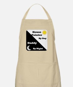 House Painter by day Daddy by night Apron