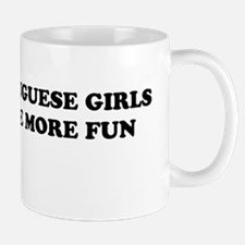 Portuguese Girls.jpg Mug
