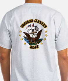Navy - Rate - BT T-Shirt