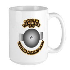 Navy - Rate - BT Mug