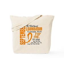 Leukemia Awareness Month Tote Bag