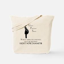Pregnancy UPS Tote Bag