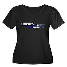 Hockey Ice Cold Fun T