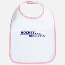 Hockey Ice Cold Fun Bib