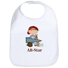 Baseball All-Star Bib