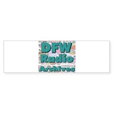 DFW Radio Archives - Square Logo Bumper Sticker