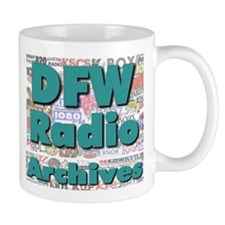 DFW Radio Archives - Square Logo Mug
