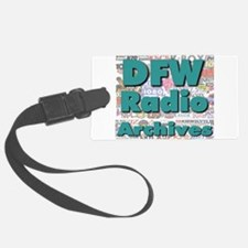 DFW Radio Archives - Square Logo Luggage Tag