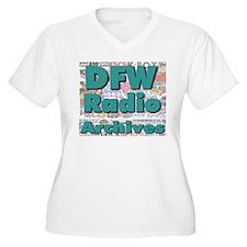 DFW Radio Archives - Square Logo T-Shirt