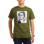 Lewis Tappan Organic Men's T-Shirt (dark)