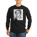 Lewis Tappan Long Sleeve Dark T-Shirt