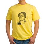 Lewis Tappan Yellow T-Shirt