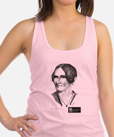 Funny Abolition Racerback Tank Top