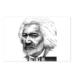 Douglass with Logo.jpg Postcards (Package of 8)