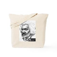 Douglass with Logo.jpg Tote Bag